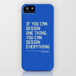 You can design everything iPhone Case