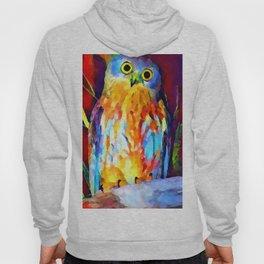 Barking Owl Hoody