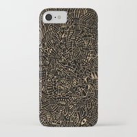 arya iPhone & iPod Cases featuring - 1986 - by Magdalla Del Fresto