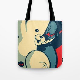 Monokuma: Vote For Ultimate Despair. A Danganronpa design Tote Bag