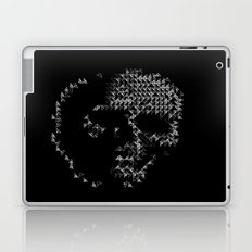 Triangular Skull Laptop & iPad Skin