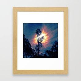 Explodesome Framed Art Print
