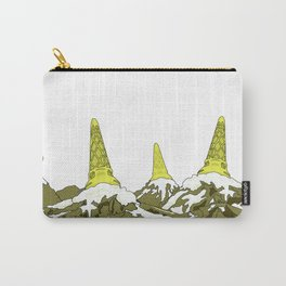 Mountain Top Ice Cream Carry-All Pouch