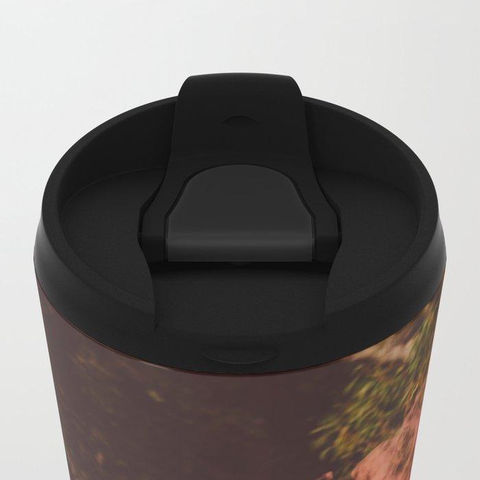 Smoke Walker Metal Travel Mug