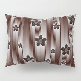 metal flower Pillow Sham