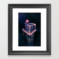 Multiverse Framed Art Print