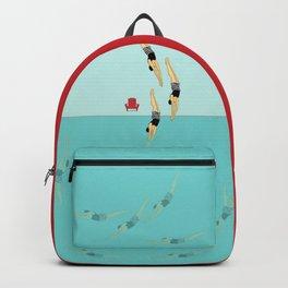 Pool Tricks Backpack