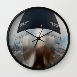 The Nose - RCAF T-Bird Wall Clock