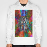 hippy Hoodies featuring Hippy Girl by AuntyReni's Creations