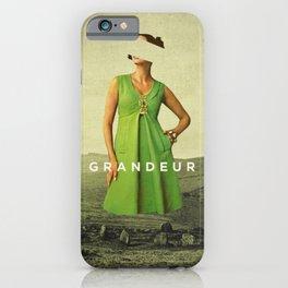 Grandeur iPhone Case