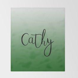 Cathy Throw Blanket