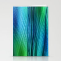 data Stationery Cards featuring data flow by hannes cmarits (hannes61)