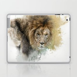 Expressions Lion Laptop & iPad Skin