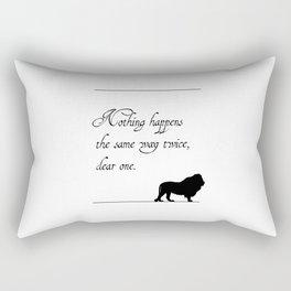 twice Rectangular Pillow