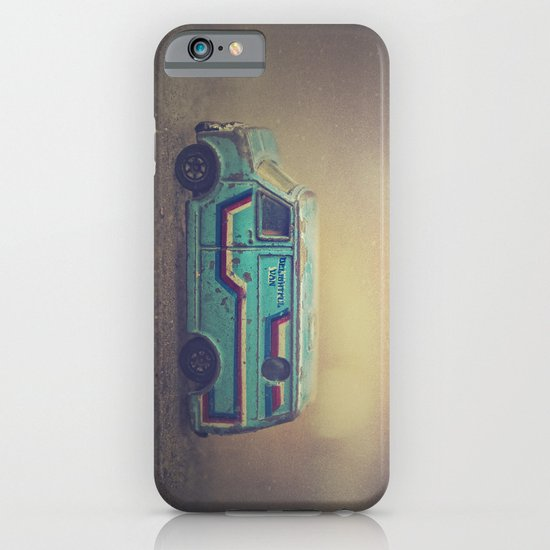 delightful van iPhone & iPod Case