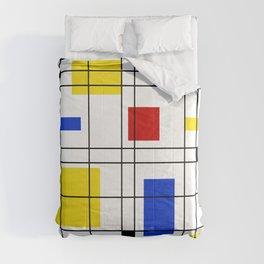 Neo-Plasticism 1 Comforters
