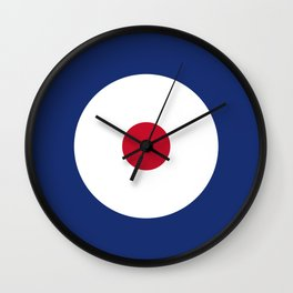 RAF Type A Roundel Wall Clock