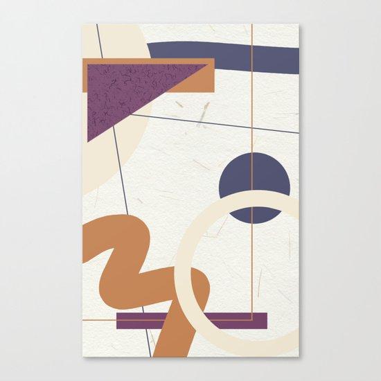 Uwl Canvas Print
