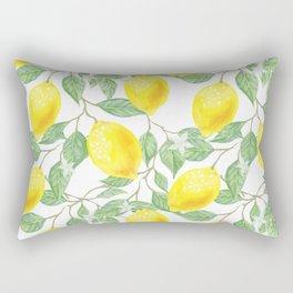 Lemons Rectangular Pillow
