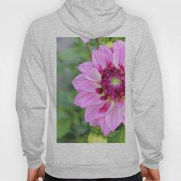 Marquette Pink Flower Hoody