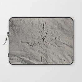 SUN CLOCK - THE TIME DOESN'T EXIST Laptop Sleeve