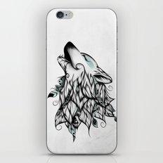 The Wolf iPhone & iPod Skin