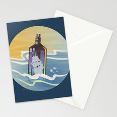Ghost Ship 2 Stationery Cards