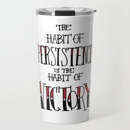 We Can't All Be Winners, But There's This. Travel Mug