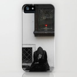 Prayer iPhone Case