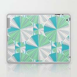 Light colored circles Laptop & iPad Skin