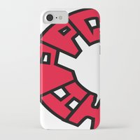 hippo iPhone & iPod Cases featuring Hippo by JDHicks