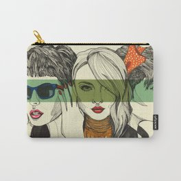 Disparate Youth Carry-All Pouch