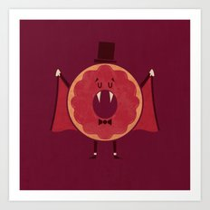 Thirst For Jelly Art Print