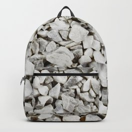 Stone Marble Chips Backpack