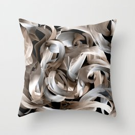 Nid de Douceurs Throw Pillow