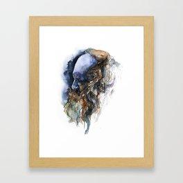 FACE#10 Framed Art Print
