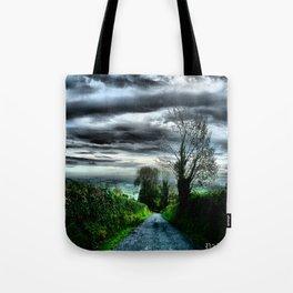 Irish Skies Tote Bag