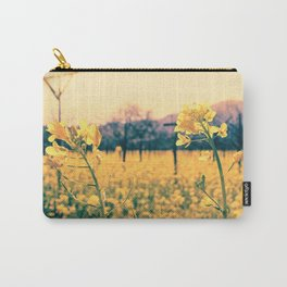 Bye-bye Winter, Hello Spring! Carry-All Pouch