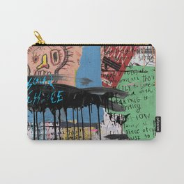 A Lower Eastside Memory Carry-All Pouch