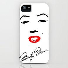 Marilyn Monroe! Slim Case iPhone (5, 5s)