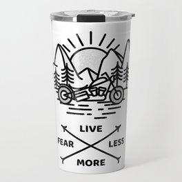 Live More Travel Mug