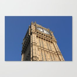 Big Ben, London (2012) Canvas Print