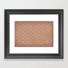 Coeur De Lis Framed Art Print