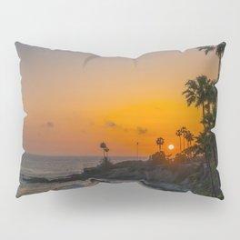 Tropical Sunset Pillow Sham