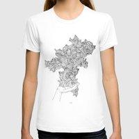 smoke T-shirts featuring Smoke by Holly Harper