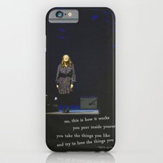 regina spektor live in toronto - on the radio iPhone 6s Slim Case