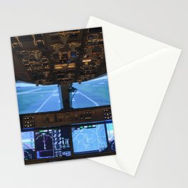 233. Testing on Deck Stationery Cards