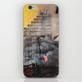 Ground Zero Recovery iPhone Skin