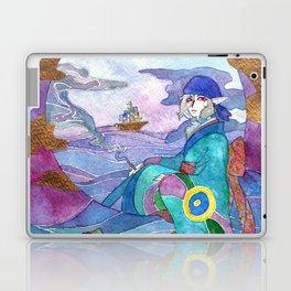 Ocean Waves Laptop & iPad Skin
