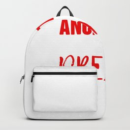 My Ancestors Wildest Dream Backpack